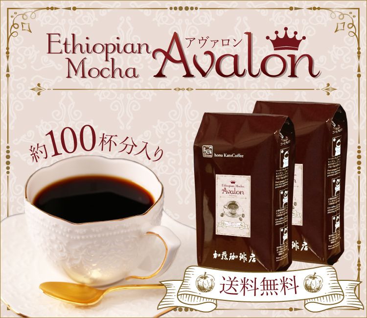 [1kg]エチオピア モカ・アヴァロン